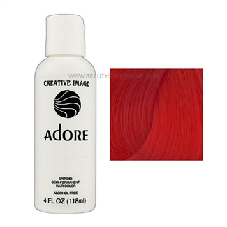 Adore Shining Semi-Permanent Hair Color 69 Wild Cherry