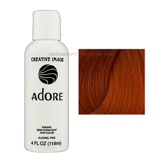 Adore Shining Semi-Permanent Hair Color 76 Copper Brown