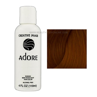 Adore Shining Semi-Permanent Hair Color 78 Rich Amber