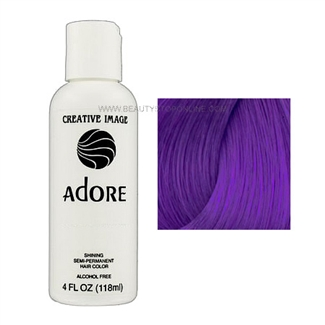 Adore Shining Semi-Permanent Hair Color 113 African Violet