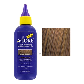 Adore Plus Semi-Permanent Hair Color 360 Light Gold Brown