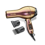 Andis Colorwaves Tourmaline Hair dryer - Red/Orange (1875 Watt) - Ionic