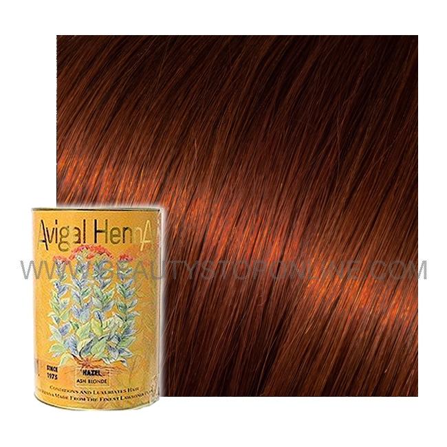 avigal henna auburn 45 oz - Henn Color Auburn