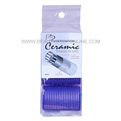 Spornette Battalia CR-4 Ceramic Thermal Rollers Blue 40mm 3pk