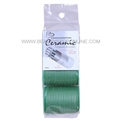 Spornette Battalia CR-5 Ceramic Thermal Rollers Green 48mm 3pk
