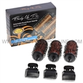 "Body Up Pro Large Roller Barrels 2.75"" & Clips, 3 Pack"