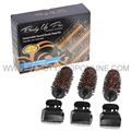 "Body Up Pro Small Roller Barrels 2"" & Clips, 3 Pack"