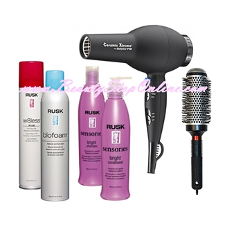 Deluxe Hair Styling Kit