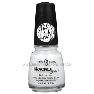 China Glaze Crackle Nail Polish - Lightning Bolt #978