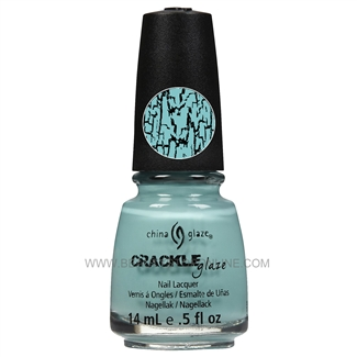 China Glaze Crackle Nail Polish - Crushed Candy #981