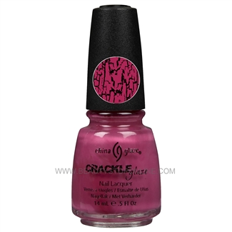 China Glaze Crackle Nail Polish - Broken Hearted #982