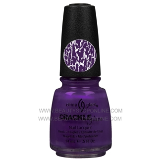 China Glaze Crackle Nail Polish - Fault Line #983