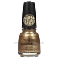 China Glaze Crackle Metals Nail Polish - Tarnished Gold 80761