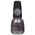 China Glaze Crackle Metals Nail Polish - Latticed Lilac 80764
