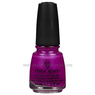 China Glaze Nail Polish - Purple Panic 70290