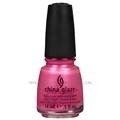 China Glaze Nail Polish - Pink Voltage 70291