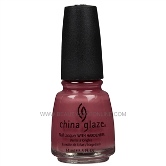 China Glaze Nail Polish - Wild Mink 70330