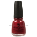 China Glaze Nail Polish - Go Crazy Red 70259