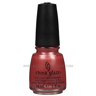 China Glaze Nail Polish - Coral Star 70346