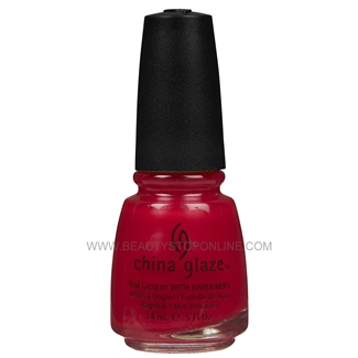 China Glaze Nail Polish - Hawaiian Punch 70337