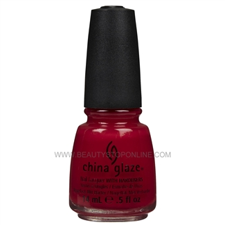 China Glaze Nail Polish - Bing Cherry 70328
