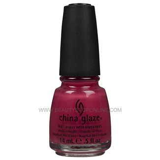 China Glaze Nail Polish - Pink Chiffon 70362