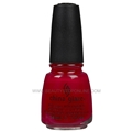 China Glaze Nail Polish - Scarlet 70309