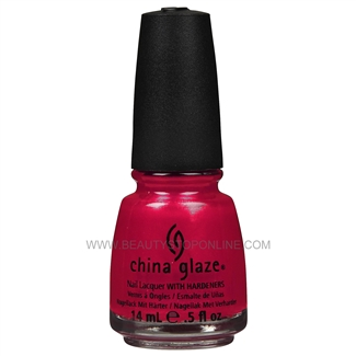 China Glaze Nail Polish - Sangria 70341