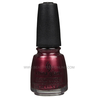 China Glaze Nail Polish - Long Kiss 70257