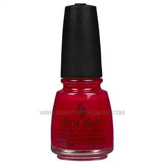China Glaze Nail Polish - Salsa 70260
