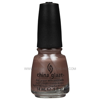China Glaze Nail Polish - Cashmere Creme 70308