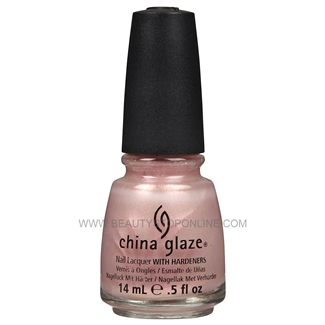 China Glaze Nail Polish - Temptation Carnation 70527
