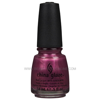 China Glaze Nail Polish - Don't Touch My Tiara 70238