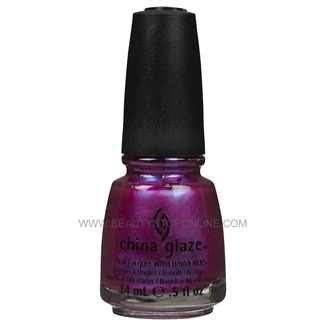 China Glaze Nail Polish - Reggae To Riches 70311