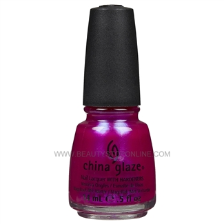 China Glaze Nail Polish - Caribbean Temptation 70542