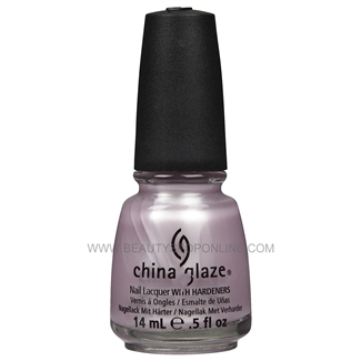 China Glaze Nail Polish - Princess Grace 70230