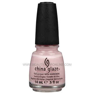 China Glaze Nail Polish - Diva Bride 70286