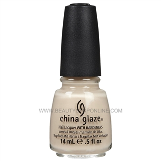 China Glaze Nail Polish - Australian Alabaster 70526