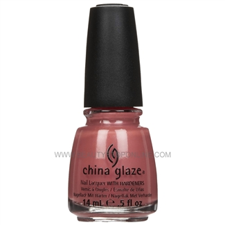 China Glaze Nail Polish - Queensland Clay 70551