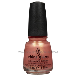 China Glaze Nail Polish - Bare If You Dare 70621