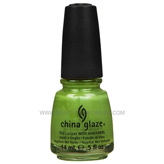 China Glaze Nail Polish - Tree Hugger 80830
