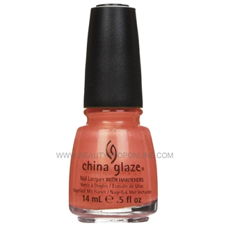 China Glaze Nail Polish - Vintage Crepe 80862