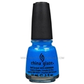 China Glaze Nail Polish - Blue Sparrow 80840
