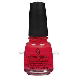 China Glaze Nail Polish - Rose Among Thorns 80842