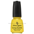 China Glaze Sunshine Pop 80739 #1034