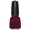 China Glaze Purr-fect Plum 80496 #1074