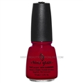 China Glaze Adventure Red-y 80498 #1076