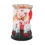 China Glaze Holiday 2010 Collection - 'Tis The Season (12 Piece Display)