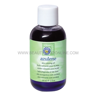 Clean & Easy Azulene Skin Calming Oil - 2 oz 41116