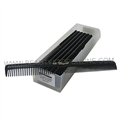 "Cleopatra 400 All Purpose 7""  Back Styler Comb 12 Piece"